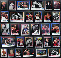 1991-1992 Kayo Boxing Trading Cards Complete Your Set You Pick 1-250