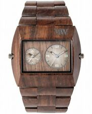 Orologio in legno - WeWood Jupiter Rs Chocolate 70331500