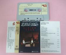 MC BEE GEES Livin eyes 1981 italy RSO 3216 301 no cd lp vhs dvd
