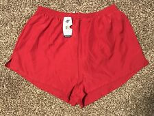 Nwt Etonic Womens Athletic Shorts Running Exercise Workout Lined Red Xl