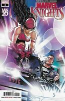 Marvel Knights 20th Comic 2 Cover A Geoff Shaw First Print 2018 Donny Cates