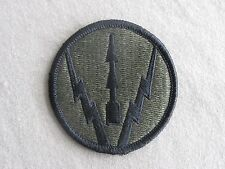 Authentic US Army 6th ADA Air Defense Brigade BDU Subdued Sew On Military Patch