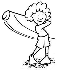 Wood Mounted Rubber Stamps, Golf Set, Lady Golfers, Golf Club, Golf Ball, Golfer