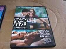 Crazy, Stupid, Love. (DVD, 2011) Used.