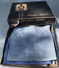 Vintage Mens Underwear 6 Pair Original Box Boxer Drawers