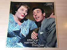 Eric Sykes & Hattie Jacques/And Things/1962 Decca Mono LP