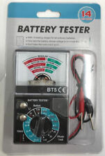 More details for rdg tools battery tester 22.5v test 14 types of battery