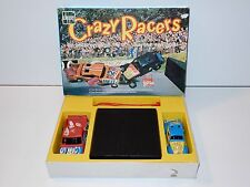 CLIPPER SSP CRAZY RACERS GIFT SET 'TOM & BEETLE' 100% COMPLETE MIB KENNER RARE