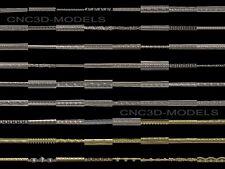 3D Model STL models  for CNC Router 3D Printer Artcam Aspire Cut3d.c123