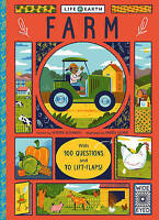 Life on Earth: Farm: With 100 Questions and 70 Lift-flaps! by Alexander, Heather
