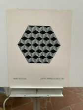 30x24 RARE VINTAGE 3D Anne Youkeles Geometric Print Poster NM NEVER FRAMED!