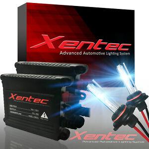 Xentec H11 Xenon Light HID Kit 60000 Lumens 6000K White Blue Light 35W SLIM Size