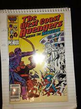 West Coast Avengers #8 (1985 Series, May 1986, Marvel)
