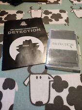 Detection by Steve Cook and Roy Johnson