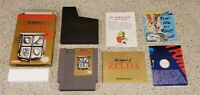 The Legend of Zelda Nintendo NES Game lot CIB Complete Gray Grey Classic Series!