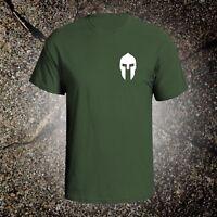 Spartan Helmet shirt gym ruger marathon tactical guns ar15 springfield runner