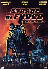 Dvd Strade di Fuoco - (1984) ......NUOVO