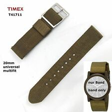 Timex Spare Strap T41711 Expedition Camper - 0 25/32in - Universal - Spare Band