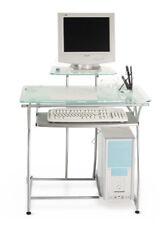 Porta Computer in Alluminio e Vetri Trasparenti