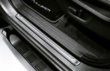 Fiat de zaguero conjunto de 4 puertas umbral ribetes de Acero Inoxidable Nuevo Genuino 71807541