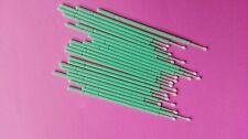 10 Packs 1000 Pcs Dental Disposable Micro Applicators Brush Green Color Large