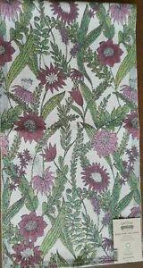 """100% Cotton Vintage Violet Runner 14"""" x 47"""" by Ekelund"""