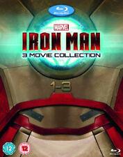 Iron Man / Iron Man 2 / Iron Man 3 Blu-Ray Nuevo Blu-Ray (BUH0212901)
