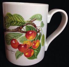 Portmeirion POMONA RARE Biggarreux Cherry England The Goddess of Fruit Mug Cup
