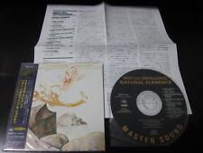 Shakti John McLaughlin Natural Elements Japan Mini LP CD Promo Copy Paper Sleeve