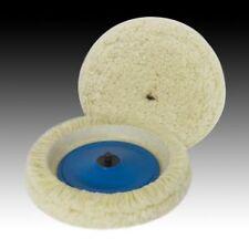 """Schlegel 105-DA Round-Up Buffing Pad 100% Wool 5-1/2"""""""