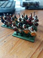 War Games 20 x Ancients   15mm metal painted