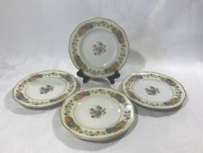 "Theodore Haviland Limoges France AZAY LE RIDEAU Set of 4 Bread Plates 6 3/8"""