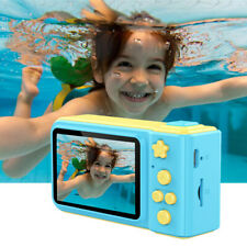 "Children Kids Toy 2"" Screen HD 1080P Digital Photo 2MP USB Camera + 8GB SD Card"