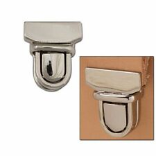 Tuck Lock Clasp Small (11399-01) White Bear Leather