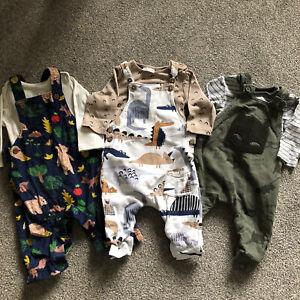 Boys 3-6 Months Dungarees Bundle
