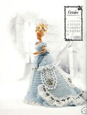 MISS OCTOBER 1993 VICTORIAN LADY CENTENNIAL COLLECTION to CROCHET ANNIE'S ATTIC