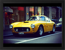 1959 FERRARI 250GT BERLINETTA NEW A3 FRAMED PHOTOGRAPHIC PRINT POSTER