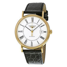 Longines Le Grande Classic Gold-plated Stainless Steel Mens Watch L4.921.2.11.2