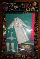 Dawn Pippa Doll VINTAGE WHITE Variation  #8125 Long N Leather NRFP MINT HTF!