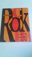 """TEMPS DE ROCK """"COMPANYIA ELECTRICA DHARMA"""" LIBRO 64 PAGINAS"""