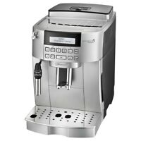 Delonghi ECAM22.320.SB Kaffeevollautomat silber Thermoblock-Heizsystem