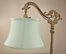 Floor Lamp Shade Shallow Drum Celadon Color Tailor Made Lampshades
