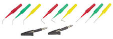 Lisle 11pc Back Probe Kit with Alligator Clip Adapters for multimeters #64750