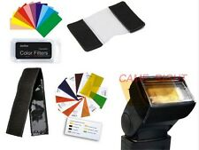 Godox Speedlite Flash Photography 7 Color Balance Effect Filter Kit