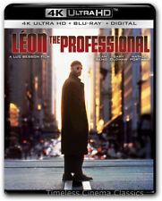 Leon The Professional 4K Blu ray New Jean Reno Gary Oldman Natalie Portman