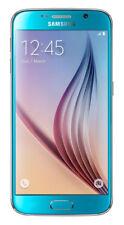 Samsung Galaxy S6 SM-G920I - 32GB - Blue Topaz Smartphone