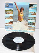 """12"""" LP - Vacanciones En La Costa Brava - Regal J-048-20.163 - 1970"""