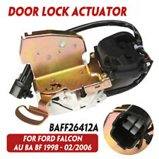AUFront Driver Right Door Lock Actuator For Ford Falcon AU BA BF Ute