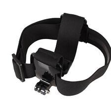 Elastic Head Strap Belt Mount Headband For GoPro Hero 2 3 3+ 4 5 SJCAM Xiao Yi