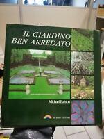 M. Balston El Giardino Bien Decorado Por Baio Editorial Jardinería 1990